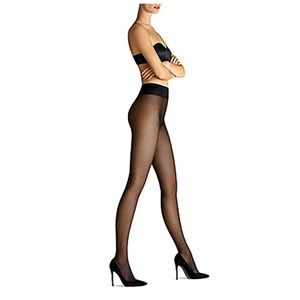 Wolford 'Milou' Fishnet Tights